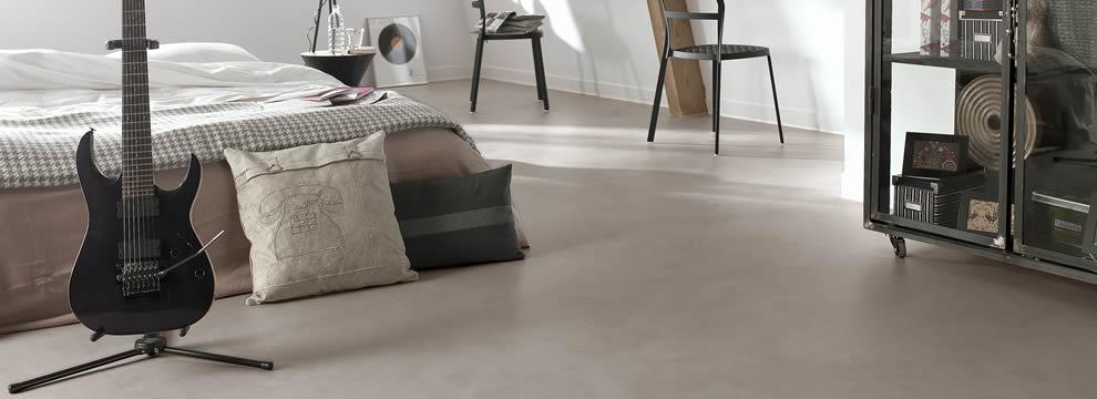 Marcelo Decor – vloeren – linoleum - verf